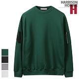 [해리슨] HARRISION N 자수 맨투맨 RW1413