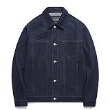 [품절임박특가]밴웍스 7s 데님 트러커 재킷 (VNAGJK002) 트러커 자켓 데님자켓 청자켓