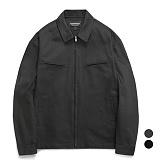 밴웍스 트윌 집업 재킷 (VNAGJK004) 자켓