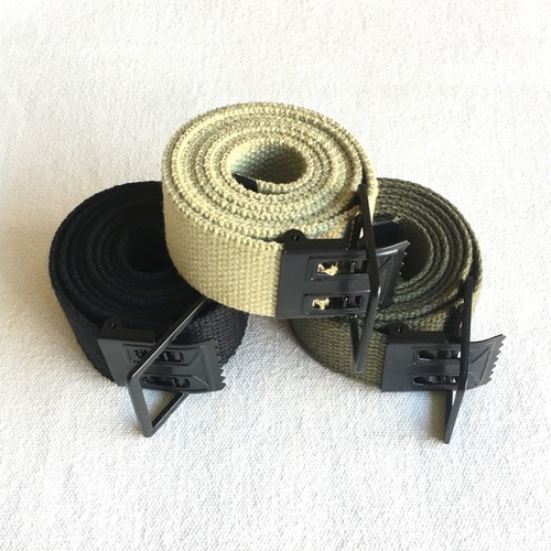 [로스코]ROTHCO - OPEN FACE WEB BELT (3 COLORS) 웹 벨트
