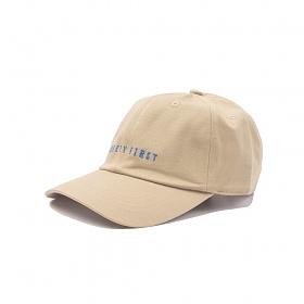 [티엔피]TNP SAFETY FIRST BALL CAP - BEGIE 볼캡 야구모자