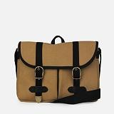 [모노노] MONONO - Super Oxford Vintage Mail Bag - Biege 캔버스 숄더백 크로스백 메일백