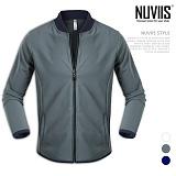 [뉴비스] NUVIIS - 스판 집업 점퍼 (DB022JP)