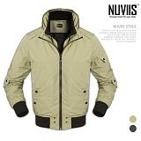 [뉴비스] NUVIIS - 소매 포켓장식 점퍼 (WS051JP)