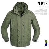 [뉴비스] NUVIIS - 플라켓 변형 점퍼 (WS050JP)