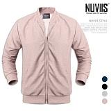 [뉴비스] NUVIIS - 모던 집업무지 블루종 (DB023JP)