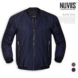 [뉴비스] NUVIIS - 밴딩 자켓 (WS055JK)