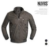 [뉴비스] NUVIIS - 지퍼장식 자켓 (WS052JK)