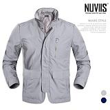 [뉴비스] NUVIIS - 헌팅 지퍼 하이넥 점퍼 (WS044JP)