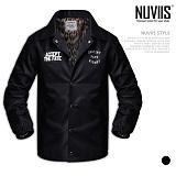 [뉴비스] NUVIIS - 억셉트 코치 자켓 (HD024JK)
