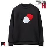 [해리슨] HARRISION MC 삼색 패치 맨투맨 GM1011
