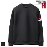 [해리슨] HARRISION TB 3선 완장 맨투맨 GM1008