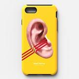 [세인트갤러리] saintgallery 아이폰7/7플러스 아트 케이스 [Ear by DHL]