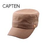 CAP10 - 삼각절개 기병모 BEIGE(BE57)