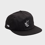[레벨에잇]REBEL8 CURB RATS SNAPBACK (BLACK) 스냅백
