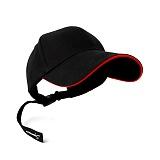 [슈퍼비젼]supervision - SANDWICH BALL CAP BLACK 볼캡 야구모자