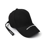 [슈퍼비젼]supervision - SENSITIVE BALL CAP BLACK 볼캡 야구모자