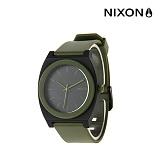 [닉슨]NIXON - Time Teller P A1191042-00 (MATTE BLACK/SURPLUS) 40mm 매장 전시상품 소량재고 특가찬스