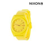 [닉슨]NIXON - Time Teller P A119250-00 (YELLOW) 40mm 매장 전시상품 소량재고 특가찬스