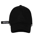 [슬리피슬립]SLEEPYSLIP - [unisex]LURKING SIGNATURE BLACK BALL CAP  볼캡 야구모자