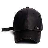 [슬리피슬립]SLEEPYSLIP - [unisex]SLEEPING COATING BLACK BALL CAP  볼캡 야구모자