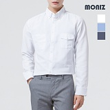 [모니즈] 투포켓 솔리드 셔츠 SHT534