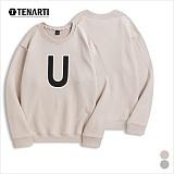 [테너티] 남녀공용 U 맨투맨 (T019)