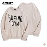 [테너티] 남녀공용 복싱 맨투맨 (T034)