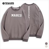 [테너티] 남녀공용 마르코 맨투맨 (T010)