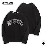 [테너티] 남녀공용 ESPRESSO 맨투맨 (T030)