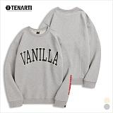 [테너티] 남녀공용 VANILLA 맨투맨 (T008)