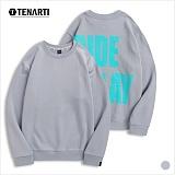 [테너티] 남녀공용 PLAY 맨투맨 (T006)