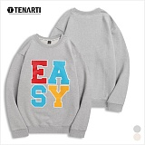 [테너티] 남녀공용 EASY 맨투맨 (T005)