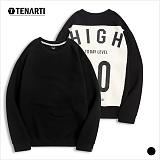 [테너티] 남녀공용 HIGH 맨투맨 (T002)