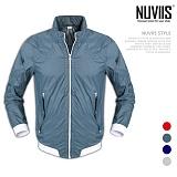 [뉴비스] NUVIIS - 밴딩 장식 하이넥 점퍼 (WS056JP)