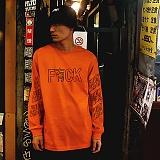[드리프트아웃]DRIFTOUT - DNAR-001 -FU-긴팔 티셔츠
