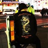 [드리프트아웃]DRIFTOUT - DNAR-004 -LOS-A-긴팔 티셔츠