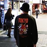 [드리프트아웃]DRIFTOUT - DNAR-005 -TOKYO-긴팔 티셔츠