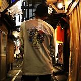 [드리프트아웃]DRIFTOUT - DNAR-006 -TATTOO TOKYO-긴팔 티셔츠