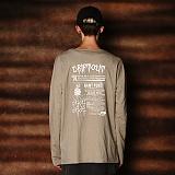 [드리프트아웃]DRIFTOUT - DR-036 -GRAND-긴팔 티셔츠