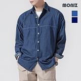 [모니즈] 클래식 오버 데님셔츠 SHT427