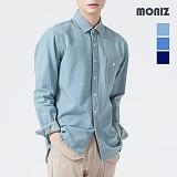 [모니즈] 원포켓 데님셔츠 SHT422