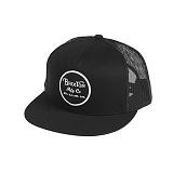 [브릭스톤]BRIXTON - WHEELER MESH CAP (BLACK/BLACK) 휠러 메쉬캡 모자