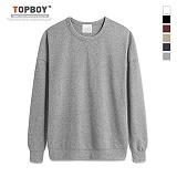 [탑보이] TOPBOY - 워싱 오버핏 맨투맨 (KBN242)