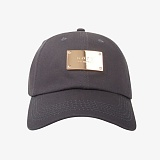 [도프] DOPE Louis Cap Charcoal grey 스냅백