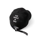 [슈퍼비젼]supervision - MAD BALL CAP BLACK 볼캡 야구모자