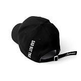 [슈퍼비젼]supervision - TRUE BALL CAP BLACK 볼캡 야구모자