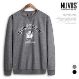 [뉴비스] NUVIIS - 불독타운 맨투맨티셔츠 (RO036MT)