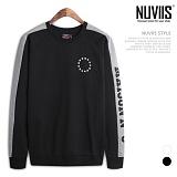 [뉴비스] NUVIIS - 메종 나그랑 맨투맨티셔츠 (RO035MT)