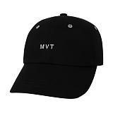 [Movito] 6 라인스톤 MVT 볼캡_MOBC668-AG1_BK